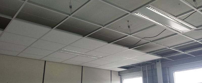 Montagehandleiding systeemplafonds