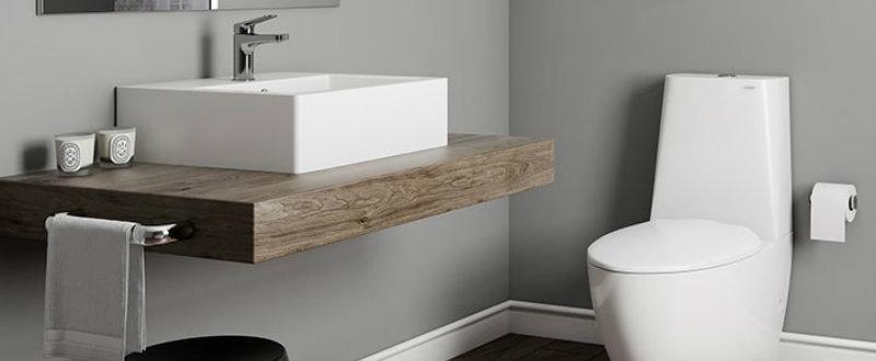 Plafondplaten voor de badkamer