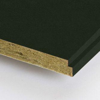Rockfon zwart Charcoal 600x1200 mm doorzak plafondplaat