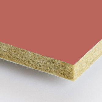 Rode Rockfon Coral 600x2100x25 mm inleg plafondplaten