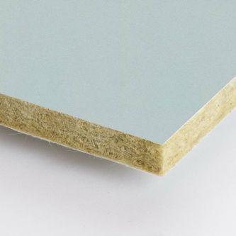 Blauwe Rockfon Fresh 600x1500x25 mm inleg plafondplaten