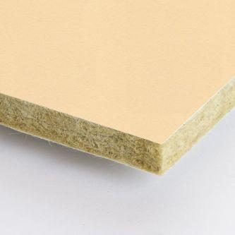 Gele Rockfon Sunrise 600x1200 mm inleg plafondplaten