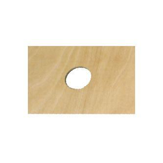 Spotplaat 595x595x6 mm voor verlichting