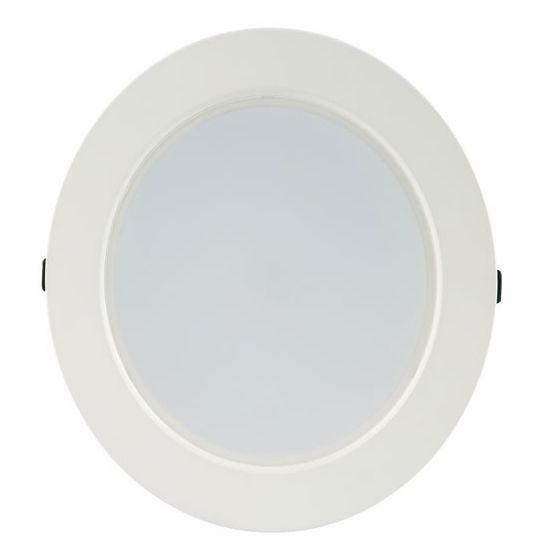 LED downlighter Ø 200 mm warm wit