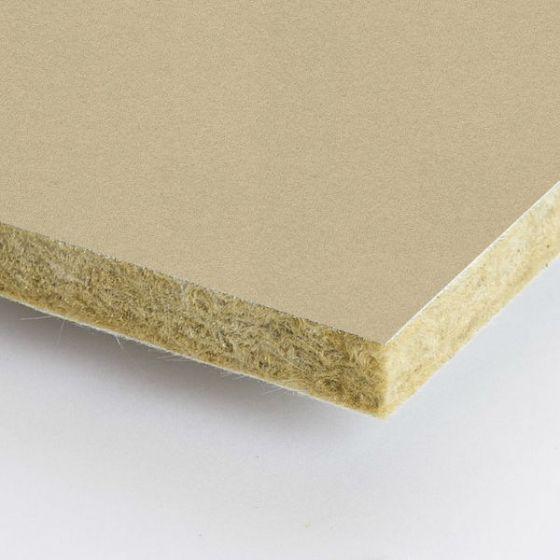 Rockfon Chalk 1200x1200x25 mm inleg A24