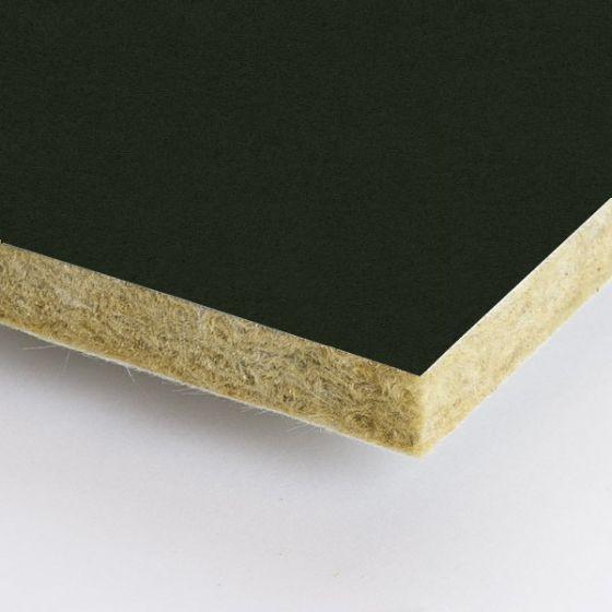 Rockfon Charcoal 600x600x25 mm inleg