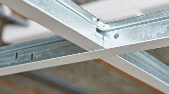 CMC mat witte Plafondprofielen