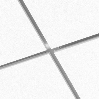 Ecophon Focus Dg XL White Frost 600x1800x20 mm