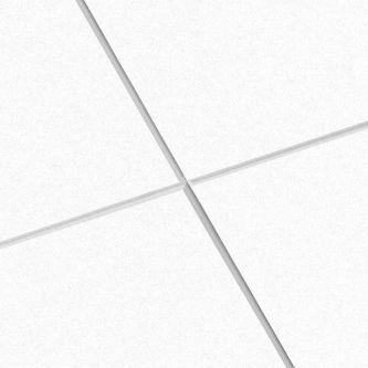 Ecophon Focus Ds White Frost 600x600x20 mm verdekt