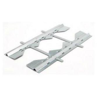 Spotplaat staal voor downlighter / 25 stuks